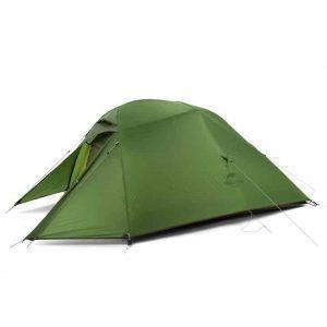 Naturehike Cloud UP 3 3 man Tent (Various Colours) 20D