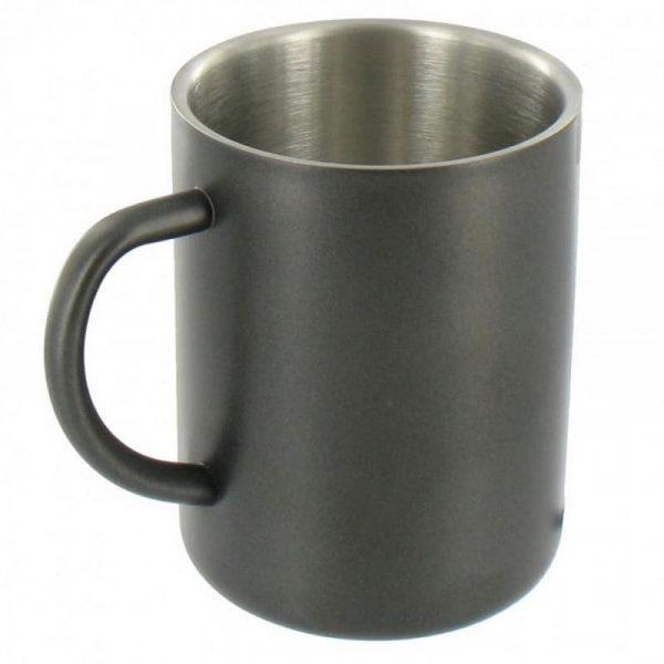Highlander tuff mug, 300ml - grey