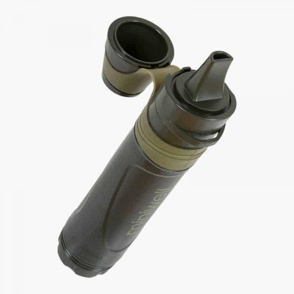 Miniwell straw water filter l600