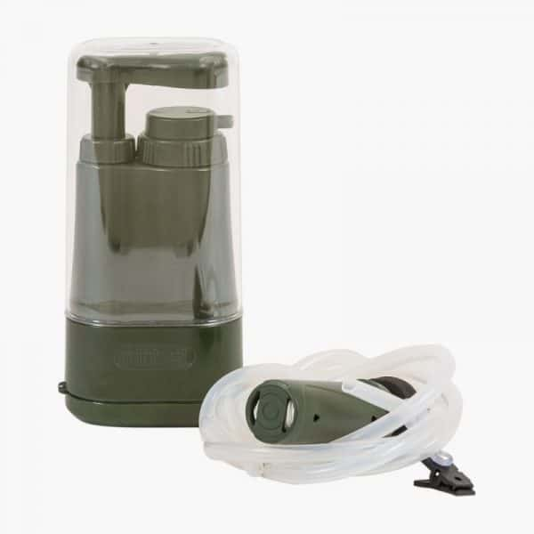 Miniwell outdoor water filter