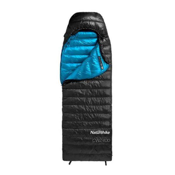 Naturehike goose down sleeping bag cwz400 (various sizes)