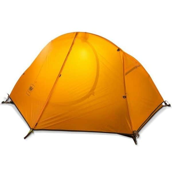 Naturehike outdoor cycling backpack tent 210t 1 person tent
