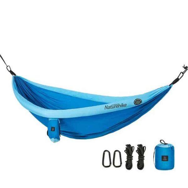 Naturehike ultralight high strength inflatable hammock