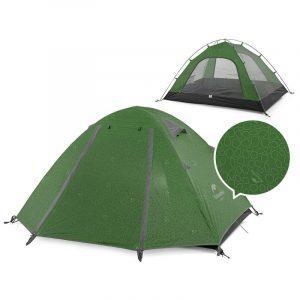 Naturehike outdoor p-series upgraded upf 50+ 3 man tent