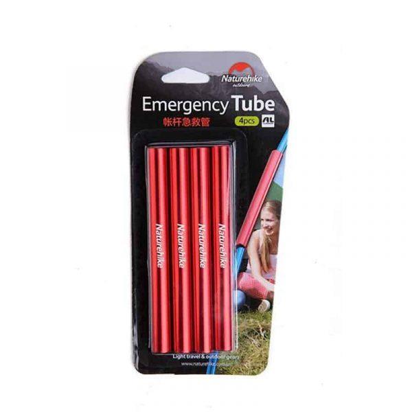 Naturehike tent pole first aid repair tubes