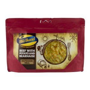 Bla Band Potato, Beef with Bearnaise Sauce