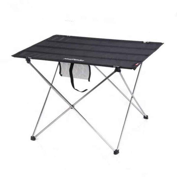 Naturehike aluminium portable compact foldable camping picnic tables