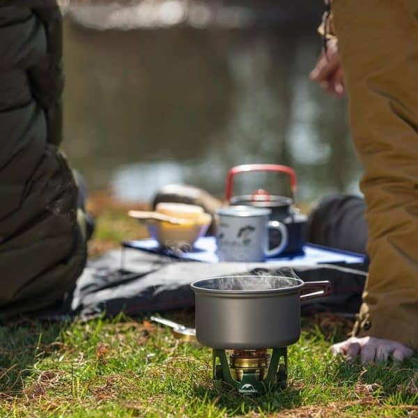 Naturehike mini portable alcohol outdoor burner