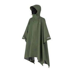 Naturehike Waterproof Breathable Raincoat Green
