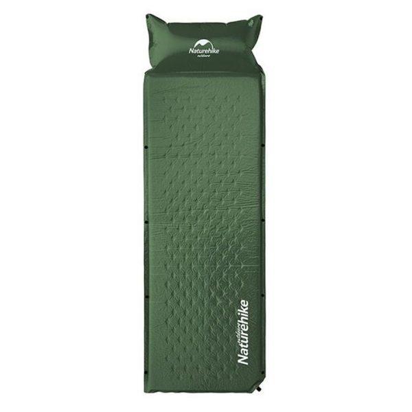 Naturehike lightweight polyester foam mattress with pillow (various colours)