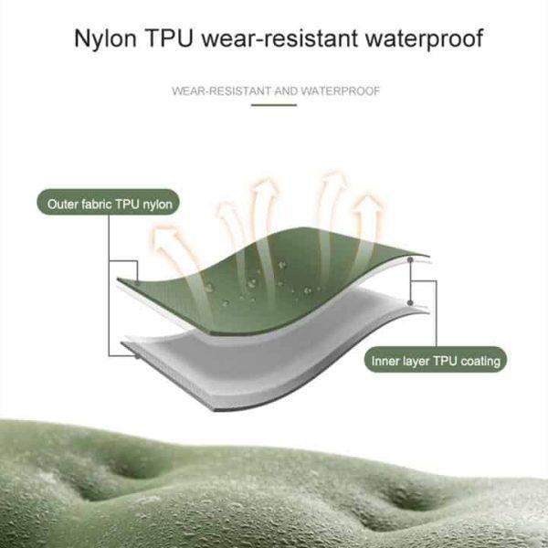 Naturehike tpu double waterproof inflatable mattress