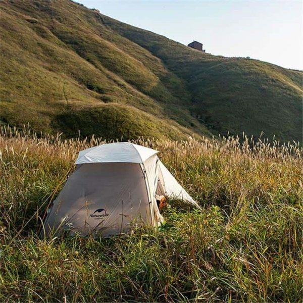 Naturehike nebula 2, 2 man tent 4 season