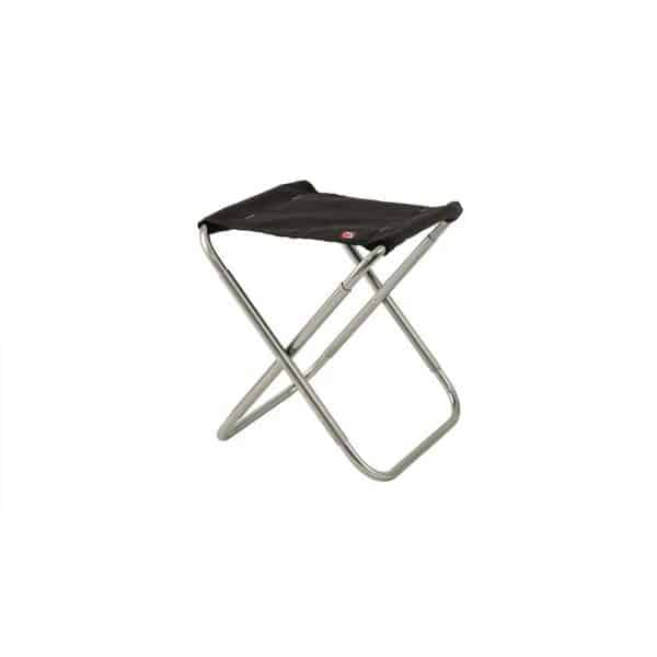 Robens discover stool silver grey