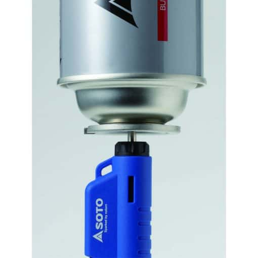 Soto micro torch vertical (various colours)