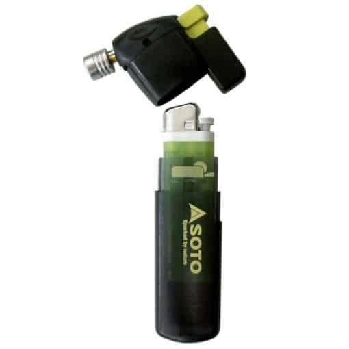 Soto pocket blow torch