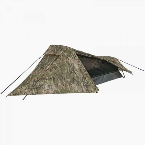 Highlander blackthorn 1 lightweight solo backpacking tent (various colours)