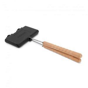 Petromax cast iron waffle iron (short/long)