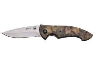 """Whitby camo lock knife (3"""")"""